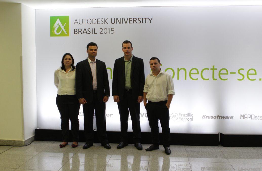 Arsenal Technology na Autodesk University Brasil 2015