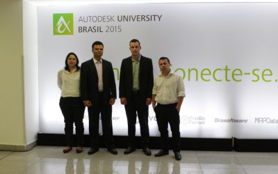 Arsenal Technology at Autodesk University Brazil 2015