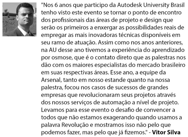 Revista MundoGEO publica opinião de Vitor Silva sobre a AU2016
